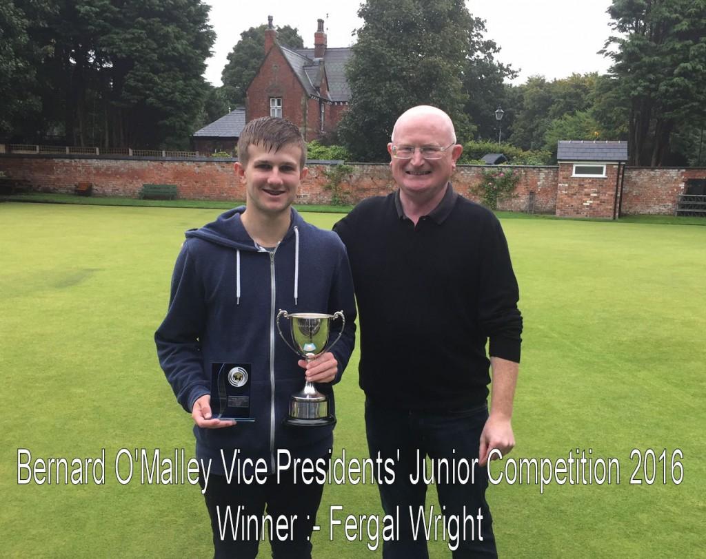 Winner Fergal Wright 2016 1